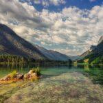 Mountain Lake Day
