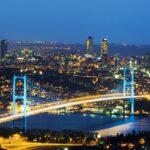 Bosphorus Bridge Night 2